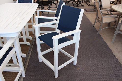 POLYWOOD Bar Height Stools (Order 3 weeks)