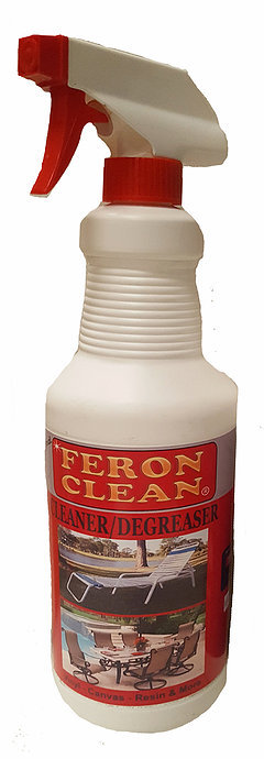 Feron Clean Patio Furniture Cleaner AKA Faron Clean (2 Pack of 32oz. Bottles)