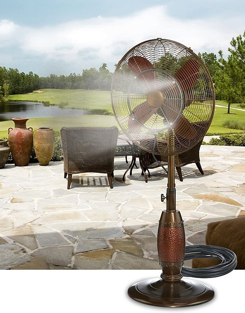 Outdoor Fan Misting Kit #26601