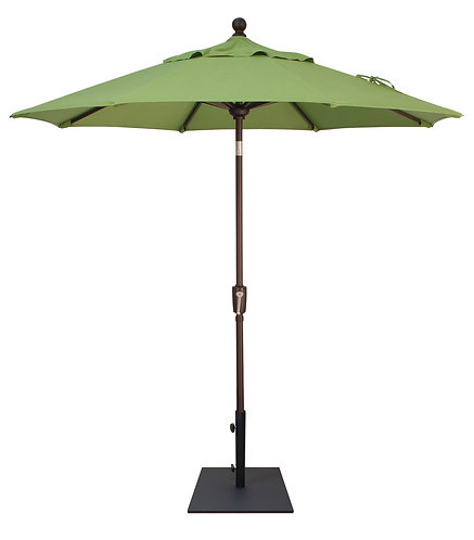 7.5FT Push Button Tilt Umbrella