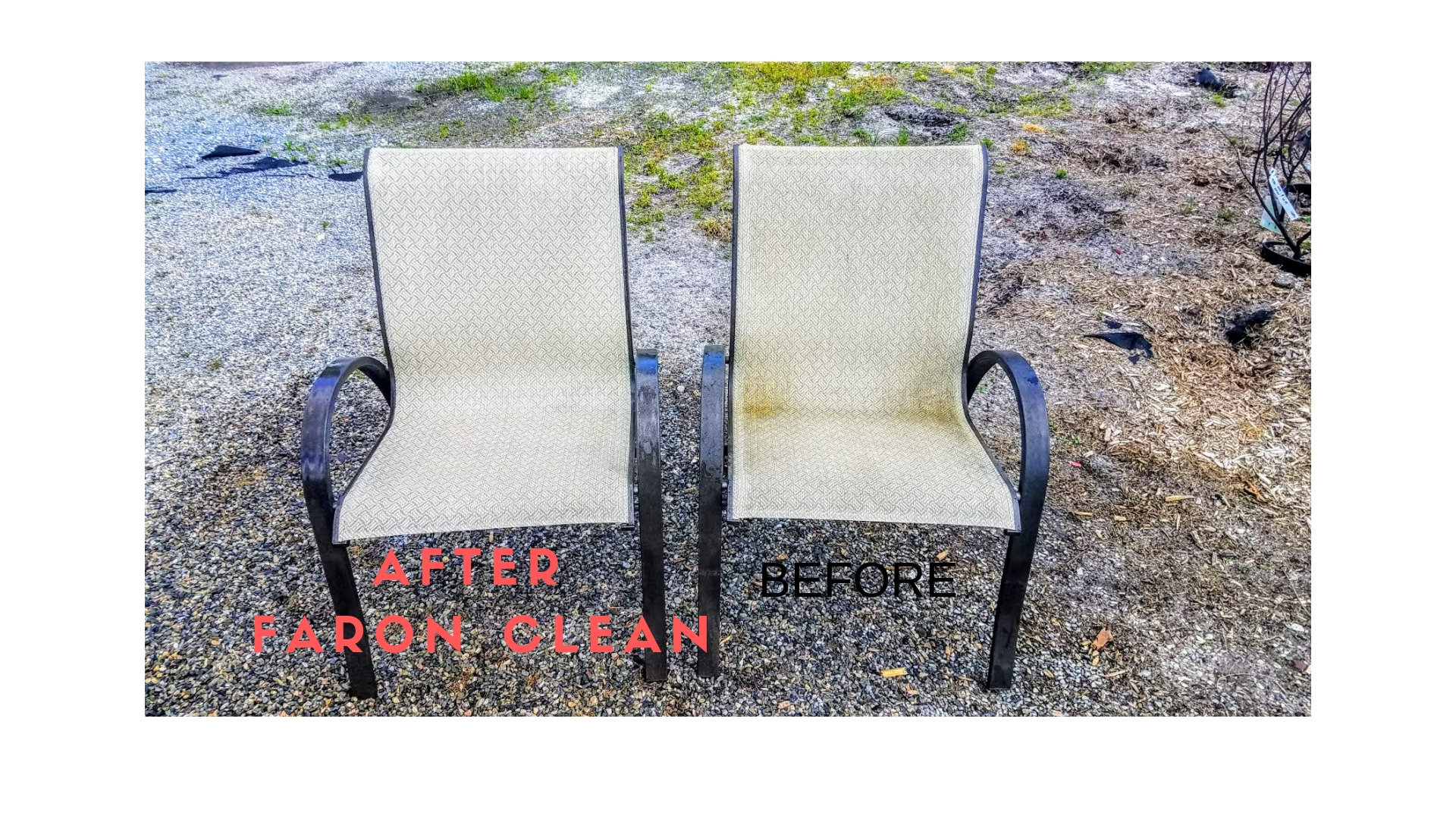 Feron Clean Patio Furniture Cleaner Aka 1 For All 2 Pack Of 32oz Bot