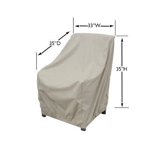 Club Chair Cover 33″ W x 35″ D x 35″ H