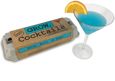 Grow Cocktail Seed Kit