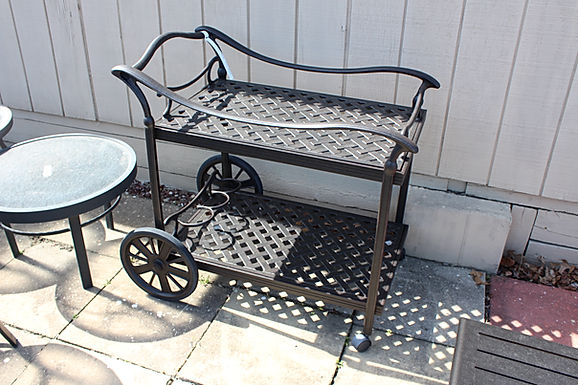 Tea Carts & Serving Carts
