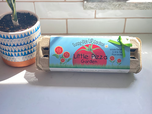 Home Grow Little Pizza Garden