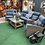 Thumbnail: 4pc Wicker Seating Group #32717