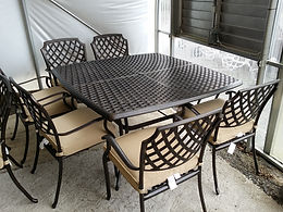 """60-66"""" Square Dining Sets"""
