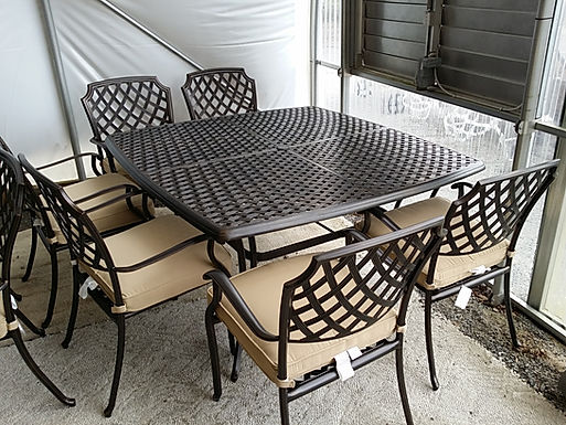 "60-66"" Square Dining Sets"