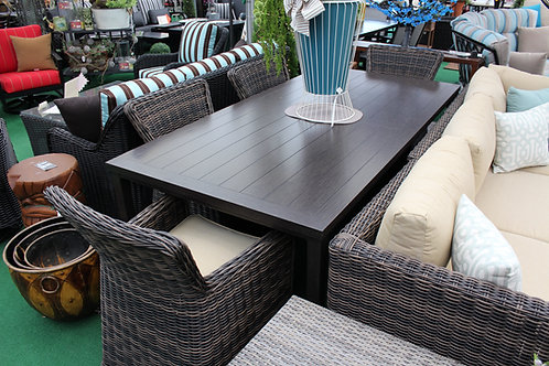Resin Wicker Dining #29121