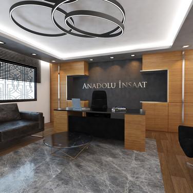 Anadolu Grup İnşaat Ofisi