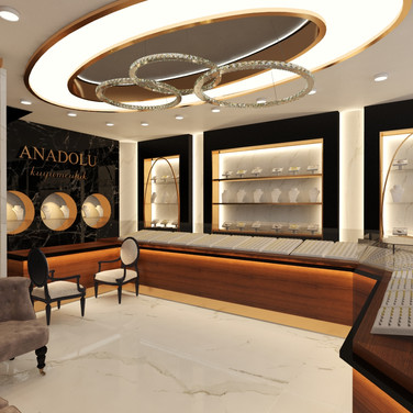 Anadolu Kuyumculuk Mağazası