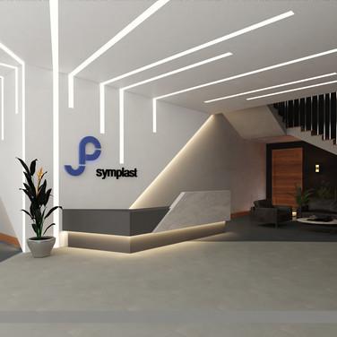 Symplast Fabrikası İdari Bina Projesi