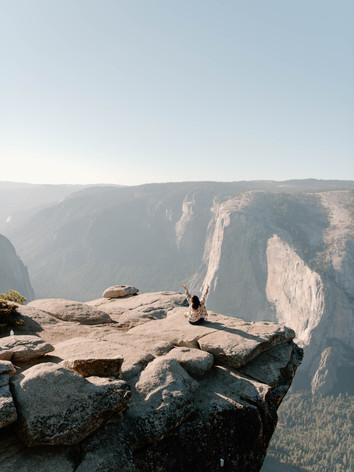 Hailey Jean Films Yosemite Elopement Videographer