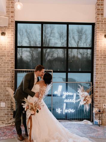 Hailey Jean Films Sioux Falls Wedding Videographer
