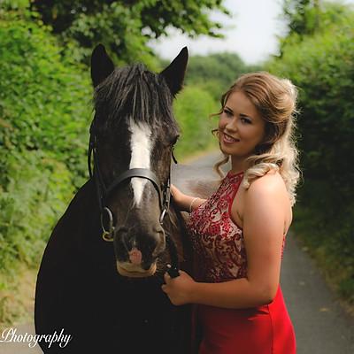 Tyler and Maisy's Prom 2018