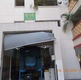 roller shutters repair