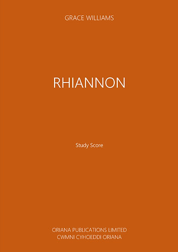 GRACE WILLIAMS: Rhiannon