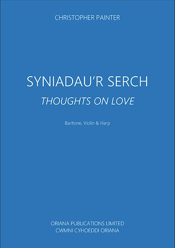 CHRISTOPHER PAINTER: Syniadau'r Serch (Thoughts On Love)