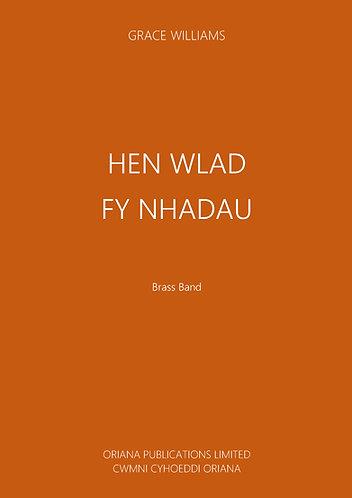 GRACE WILLIAMS - Hen Wlad Fy Nhadau [Brass Band]