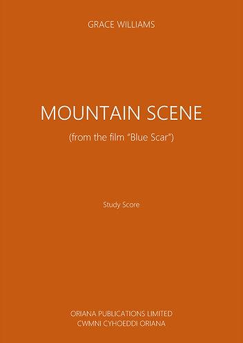 GRACE WILLIAMS - Mountain Scene