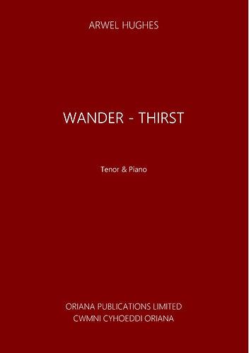 ARWEL HUGHES: Wander-Thirst