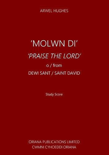 ARWEL HUGHES: Molwn Di (Praise the Lord)