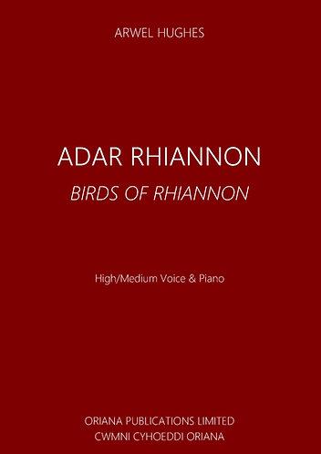 ARWEL HUGHES: Adar Rhiannon