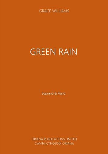 GRACE WILLIAMS: Green Rain