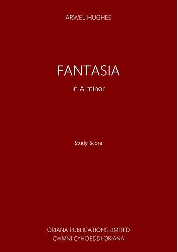 ARWEL HUGHES: Fantasia in A minor