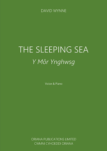 DAVID WYNNE - The Sleeping Sea