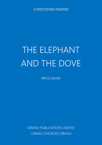 CHRISTOPHER PAINTER: The Elephant and the Dove