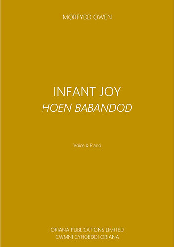 MORFYDD OWEN: Infant Joy/Hoen Babandod