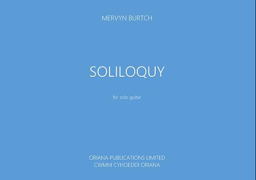 MERVYN BURTCH - Soliloquy