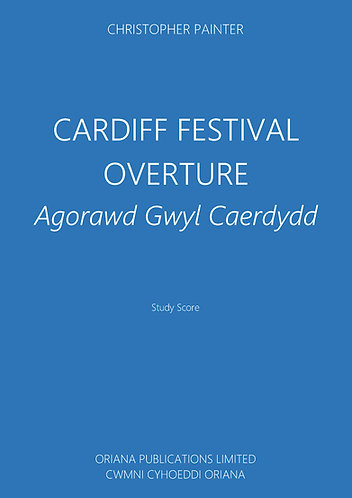 CHRISTOPHER PAINTER: Cardiff Festival Overture