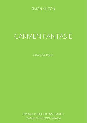 SIMON MILTON: Carmen Fantasie