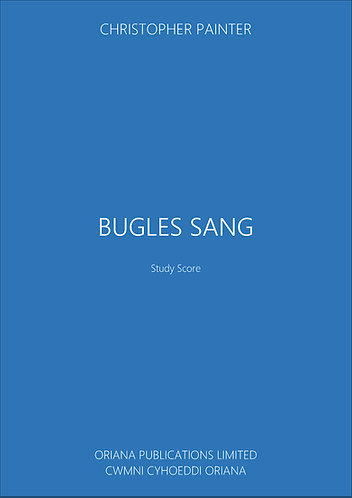 CHRISTOPHER PAINTER: Bugles Sang