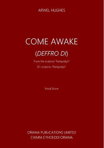 ARWEL HUGHES: Come Awake (Deffro Di)