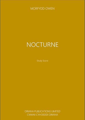 MORFYDD OWEN: Nocturne