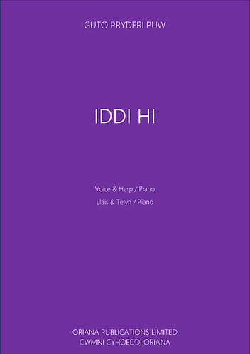 GUTO PUW: Iddi Hi