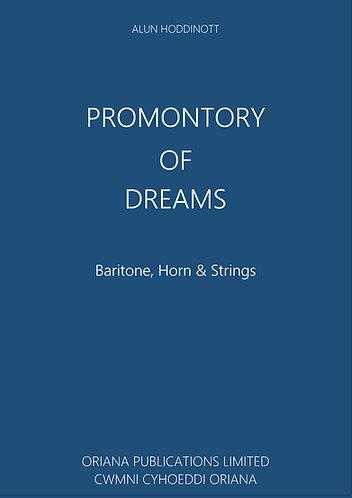 ALUN HODDINOTT: Promontary of Dreams