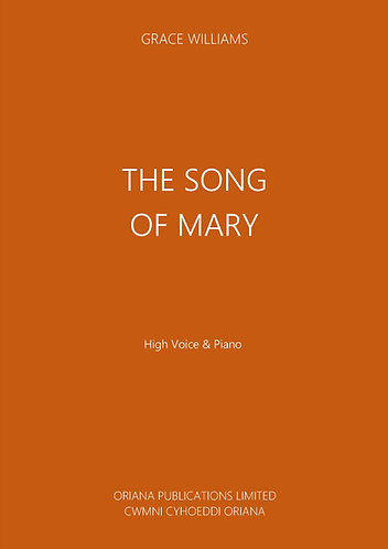 GRACE WILLIAMS: The Song of Mary