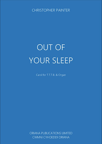 CHRISTOPHER PAINTER: Out Of Your Sleep