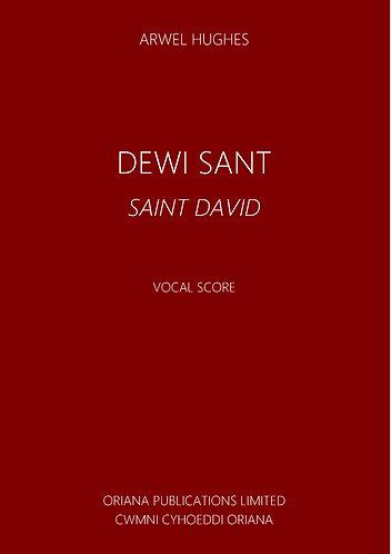 ARWEL HUGHES: Dewi Sant