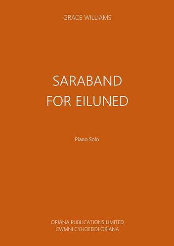 GRACE WILLIAMS: Saraband for Eiluned