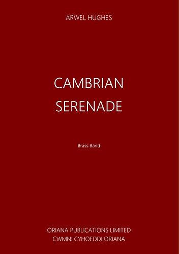 ARWEL HUGHES - Cambrian Serenade (transcribed for brass band)