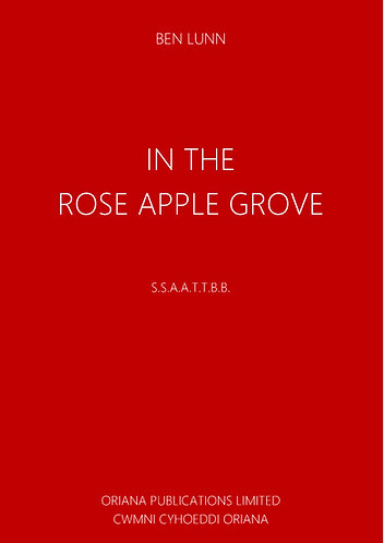 BEN LUNN: In The Rose Apple Grove