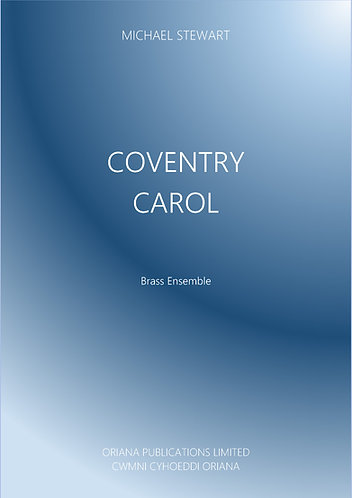 MICHAEL STEWART: Coventry Carol