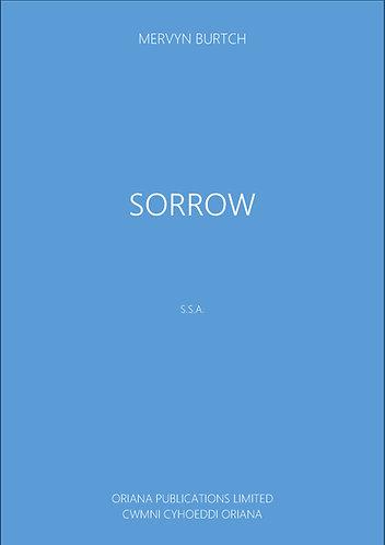 MERVYN BURTCH: Sorrow