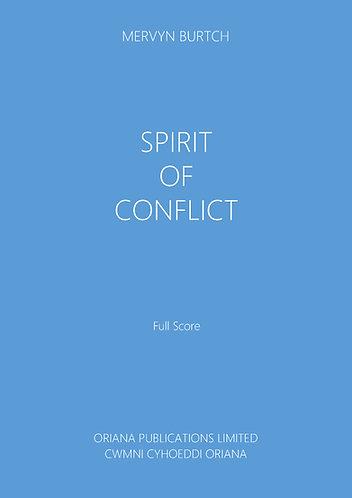 MERVYN BURTCH - Spirit of Conflict