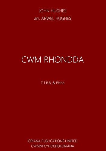 JOHN HUGHES arr. ARWEL HUGHES: Cwm Rhondda